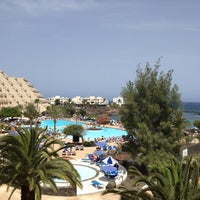 Photo taken at Be Live Grand Teguise Playa by Gervasio L. on 7/19/2012