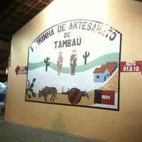 Foto tirada no(a) Feirinha de Artesanato de Tambaú por Sergio em 8/28/2012