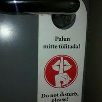 Снимок сделан в Hotell Tartu пользователем Ken T. 1/29/2012