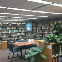 Photo taken at Magrath Library by Anna G. on 9/26/2011