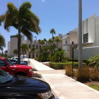 Photo taken at Palm Beach State College by John T. on 5/26/2011