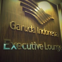 Photo taken at Garuda Indonesia Executive Lounge by Jimmy S. on 8/22/2012