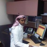 Photo taken at Bank Al Bilad by Mobinulhaq A. on 2/15/2012