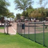 Photo taken at Shawnee Bark Park by Jes ★. on 6/10/2012