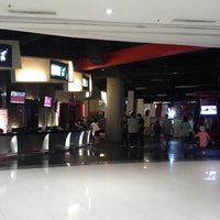 Photo taken at CGV Cinemas by Robert S. on 7/21/2012