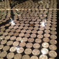 Photo taken at Glass Nickel Pizza Co. - Appleton by Thadius K. on 8/17/2012