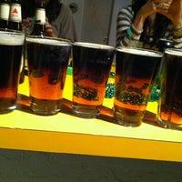Photo taken at Hemlock Tavern by tony l. on 3/17/2012