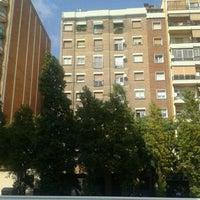 Photo taken at Edificio al que le quitaron los balcones... by DRB on 10/1/2011