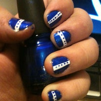 Photo taken at Nails By Gina by Rachele C. on 1/16/2012