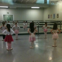 Photo taken at Delaware Valley Dance Academy by Beatriz M. on 2/29/2012
