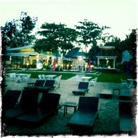 Photo taken at Al's Laemson resort by Petr K. on 2/22/2011