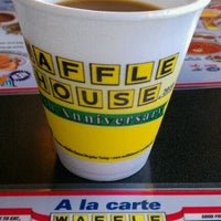 Photo taken at Waffle House by Clark T. on 6/9/2011