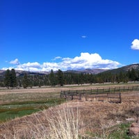Photo taken at Sierra Hot Springs Resort & Retreat by Pamela G. on 4/20/2012