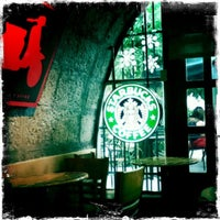 Photo taken at Starbucks Coffee by Gold T. on 10/2/2011