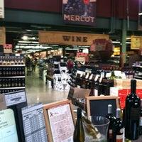Photo taken at Market District Supermarket by Tim H. on 10/23/2011