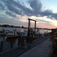 Photo taken at Fishbar on the Lake by Debs on 7/6/2012
