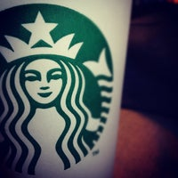 Photo taken at Starbucks by Joakim A. on 4/4/2012