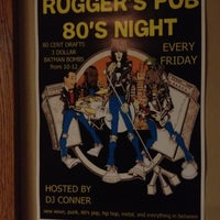 Photo taken at Ruggers Pub by Julia G. on 3/3/2012