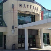 Photo taken at Mayfair Mall by Derek B. on 4/15/2012
