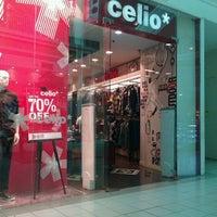Photo taken at Celio by Teejorg D. on 1/23/2012