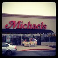 Photo taken at Michaels by Joe B. on 8/4/2012