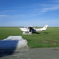 Photo taken at Kiliti Airport - LHSK by Kati A. on 6/6/2012