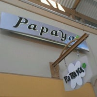Photo taken at Papaya by Tracy Q. on 1/11/2012