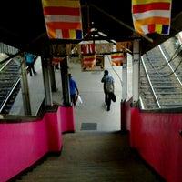 Photo taken at Maradana Railway Station by DJ Slash S. on 7/28/2012