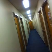 Photo taken at Weller Hall by Abhinav R. on 11/7/2011