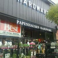 Photo taken at Papenhausen Hardware by JC M. on 7/9/2011