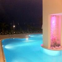Photo taken at Golden Lotus Hotel by Haluk A. on 4/12/2011