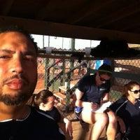 Photo taken at Houston Sportplex by Danny G. on 5/4/2012
