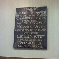 Photo taken at Bonjour Montclair by Cynthia D. on 3/20/2012