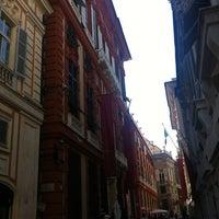 Foto scattata a Palazzo Rosso da Alessandro D. il 7/10/2012