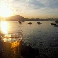 Photo taken at Bar Urca by Luiz Henrique V. on 5/11/2012