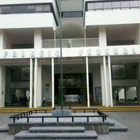 Photo taken at Palacio Federal by Omar O. on 1/30/2012