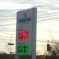 Photo taken at Cumberland Farms by Patrick L. on 11/19/2011
