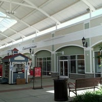 Photo taken at Tanger Outlet Pittsburgh by Tawfiq A. on 7/2/2012