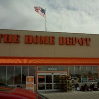Photo taken at The Home Depot by christian .. on 3/28/2012