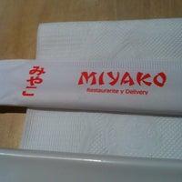 Photo taken at Miyako by Cristian M. on 8/31/2012