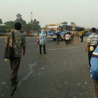 Photo taken at Gerbang Tol Pondok Gede Timur by Novan F. on 10/12/2011