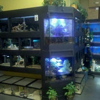 Photo taken at Circle Pet and Tropical Fish Center by B737mechanic on 8/30/2011