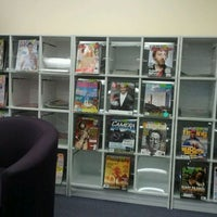 Photo taken at Campsie Library by Phoebe P. on 11/4/2011