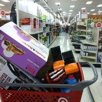 Photo taken at Target by Daniela R. on 2/29/2012