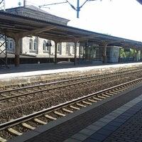 Photo taken at Bahnhof Weißenfels by René on 6/17/2012
