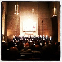 Photo taken at Episcopal Church Of The Transfiguration by J.R. A. on 10/30/2011