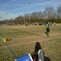 Photo taken at Crockett Park by Bobby J. S. on 11/12/2011