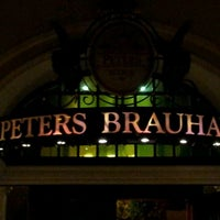 Photo taken at Peters Brauhaus by Steve R. on 10/29/2011