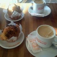 Photo taken at Pasteleria Panaderia Alpes by Laia P. on 7/17/2012