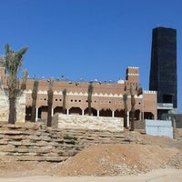 Photo taken at Al Diri'yah by Hope S. on 3/1/2012